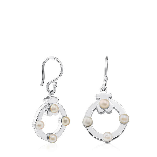 aretes mujer tous