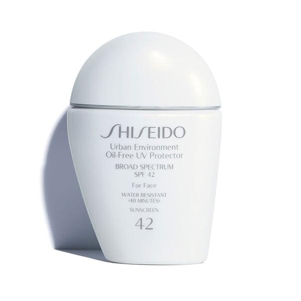protector solar shiseido