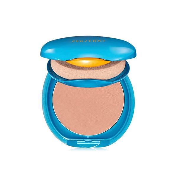 polvos protectores shiseido