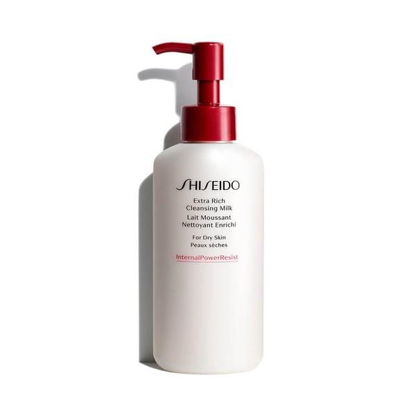 limpiador en leche shiseido