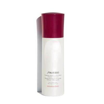 limpieza facial shiseido