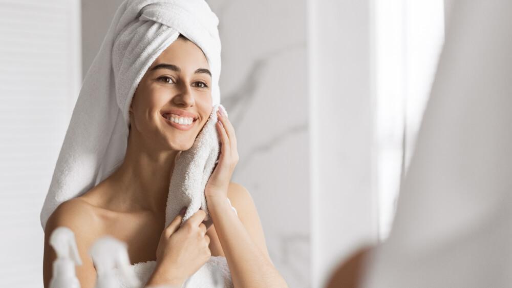 rutina de cuidado facial en casa