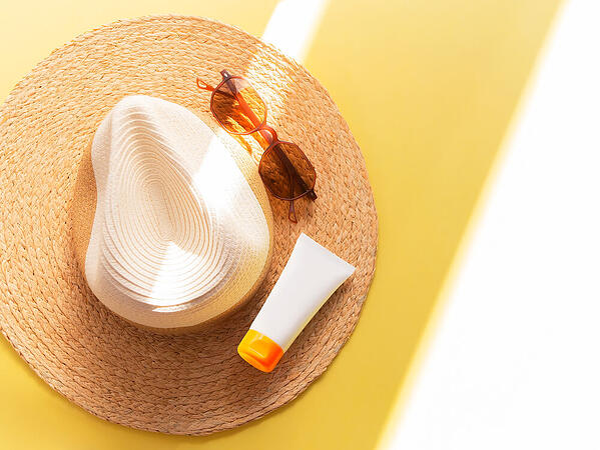 protector solar resistente al agua