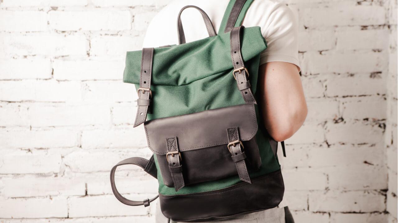 mochilas para hombres