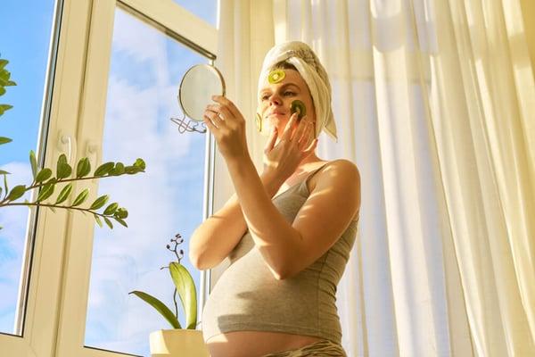 tratamientos de belleza embarazadas