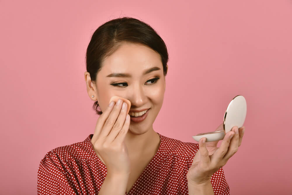 maquillaje para piel grasosa