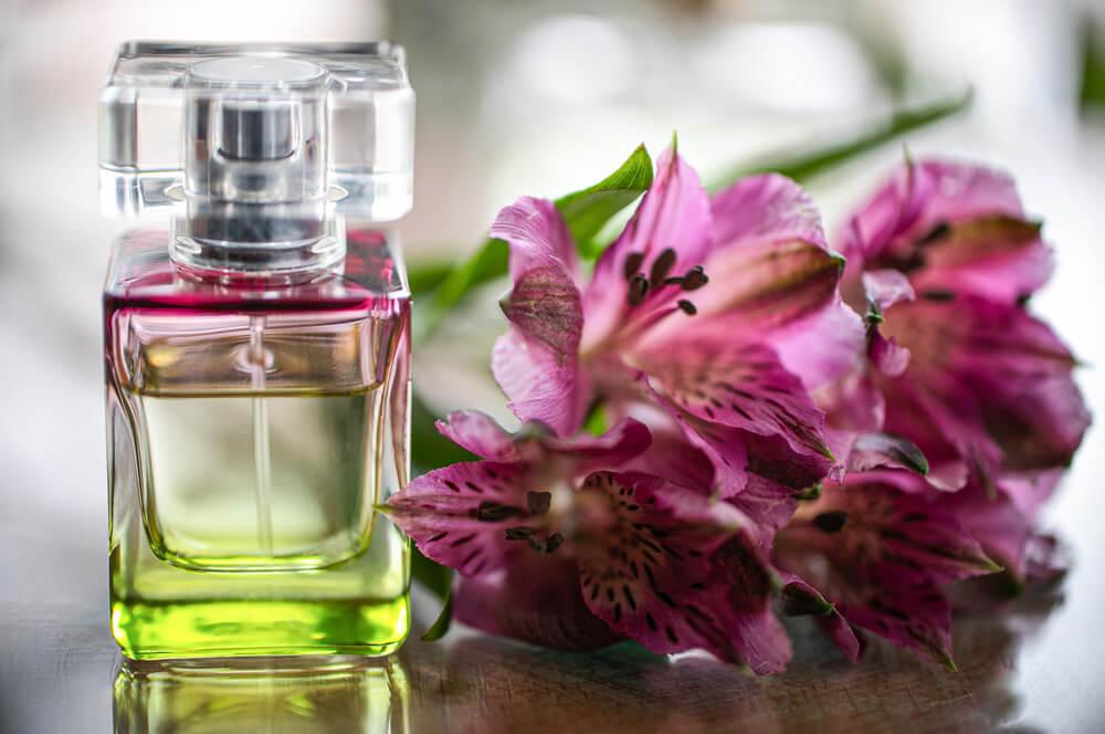 cuándo usar perfume
