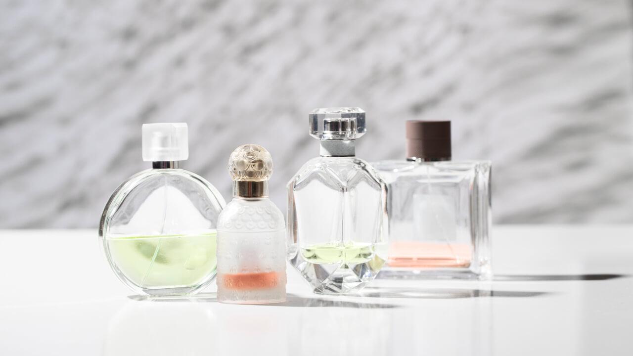 términos de perfumería