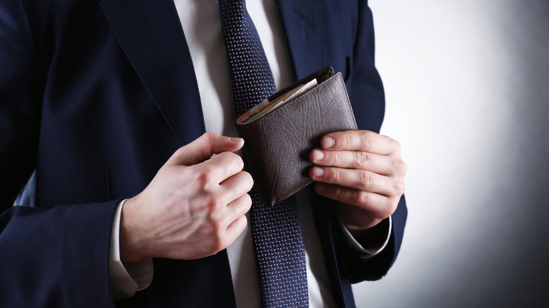 estilos de billeteras para hombre