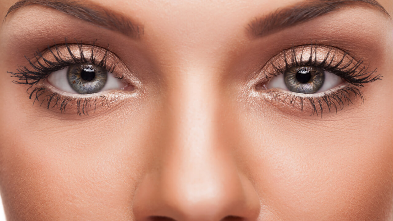maquillaje impactante para ojos