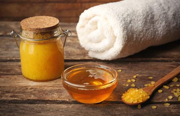 beneficios de la miel para el rostro