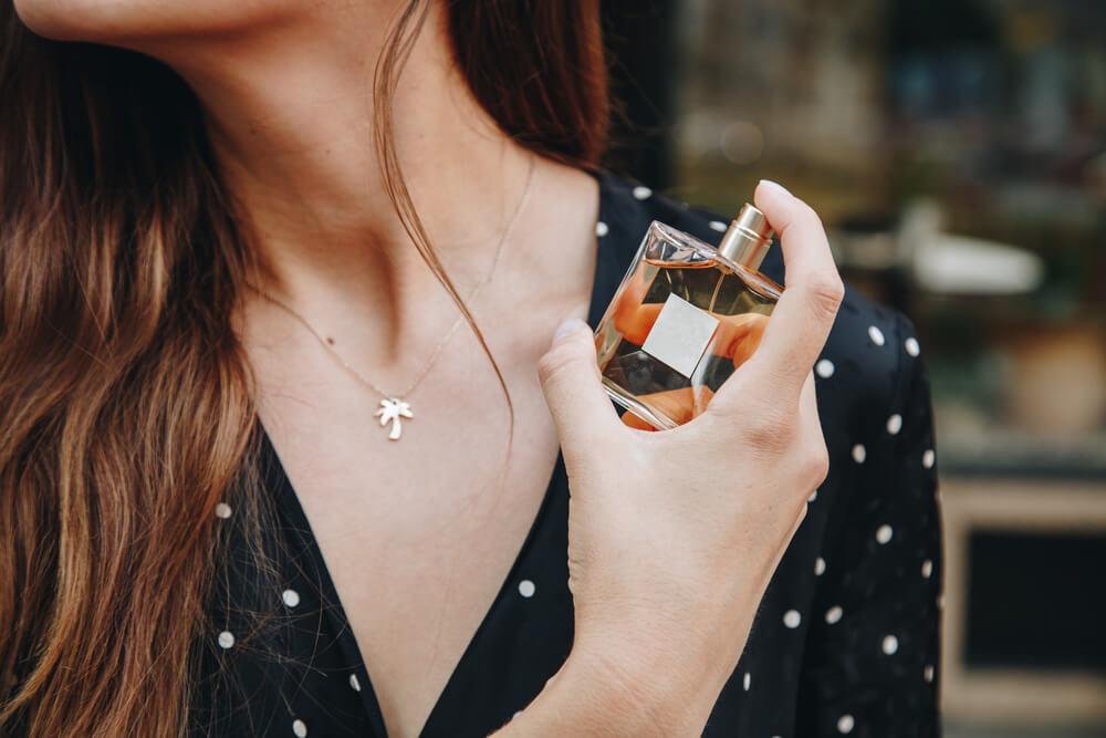 tips para aplicar perfumes